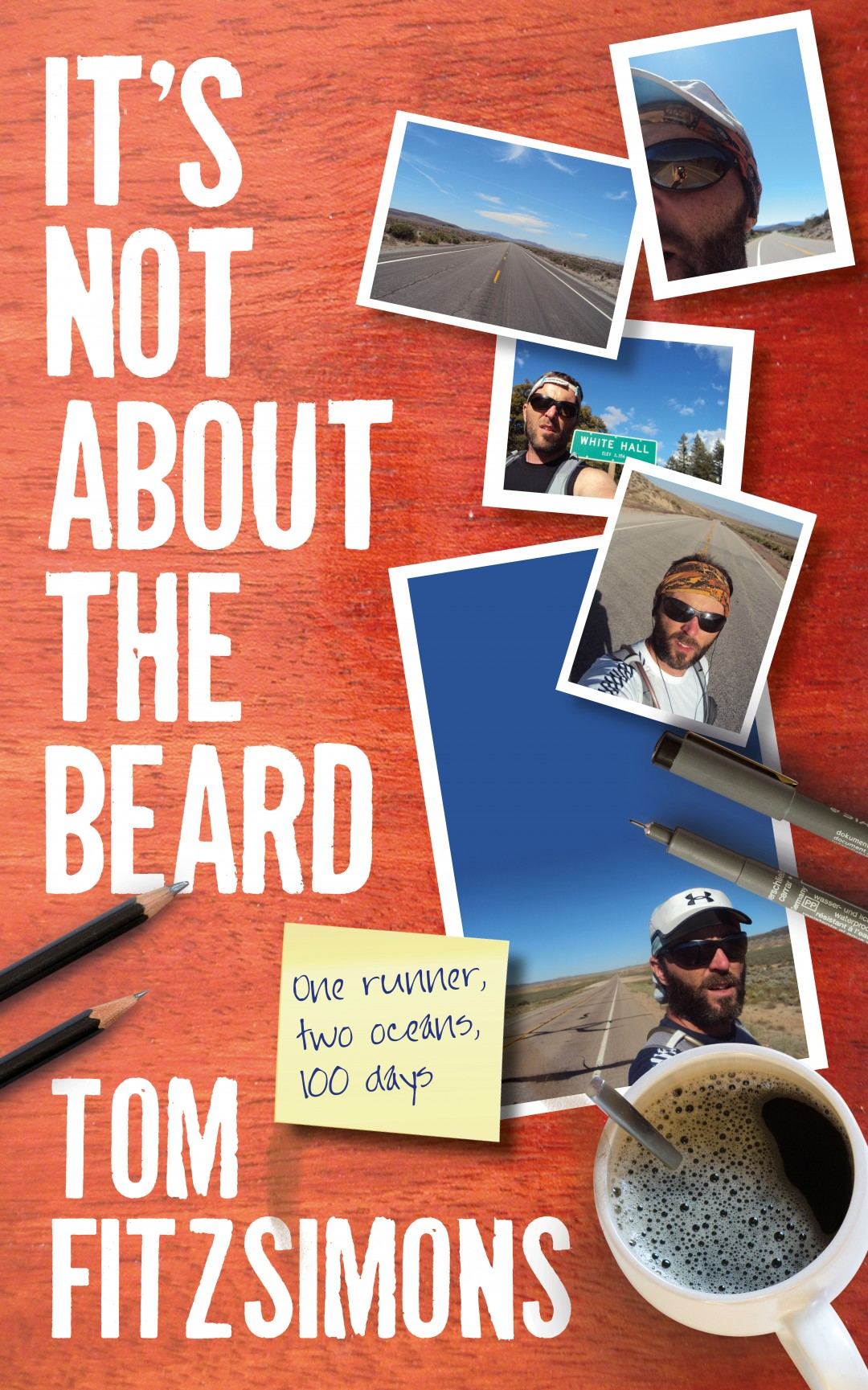 It's not about the beard