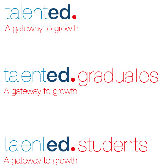 Higher York branding: talented - a gateway to growth - branding by The Big Ideas Collective